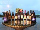 ビールも各種(オリオンからベルギービールまで)
